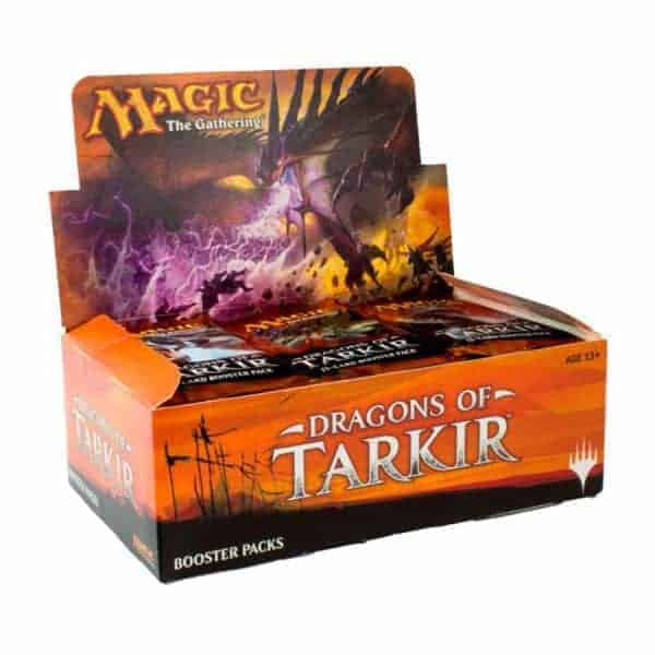 Dragons of tarkir