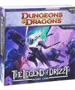 D&D - The Legend of Drizzt