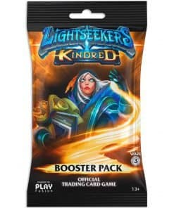 Lightseekers TCG - Wave 3 Kindred - Booster (1 stk.)