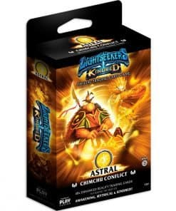 Lightseekers TCG - Wave 3 Kindred - Starter Deck ASTRAL