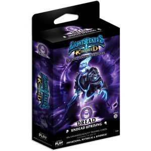 Lightseekers TCG - Wave 3 Kindred - Starter Deck DREAD