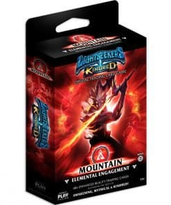 Lightseekers TCG - Wave 3 Kindred - Starter Deck MOUNTAIN