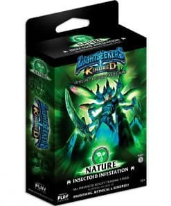 Lightseekers TCG - Wave 3 Kindred - Starter Deck NATURE