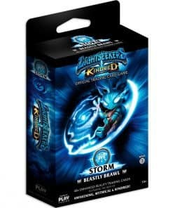 Lightseekers TCG - Wave 3 Kindred - Starter Deck STORM