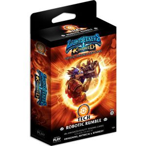 Lightseekers TCG - Wave 3 Kindred - Starter Deck TECH