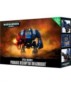 Warhammer - Easy To Build Primaris Redemptor Dreadnought