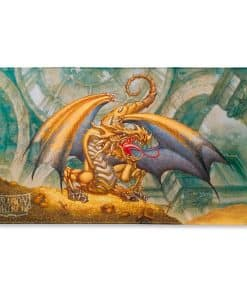 Dragon Shield Playmat - King 'Gygex' the Golden Terror - Limited Edition