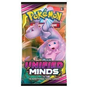 Pokemon: Unified Minds - Booster