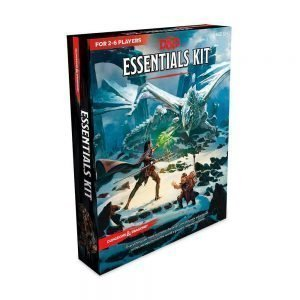 Dungeons & Dragons RPG - Essentials Kit