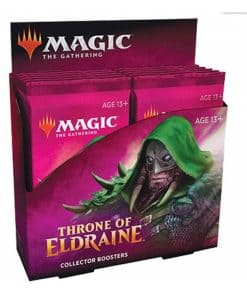 Magic: the Gathering - Throne of Eldraine Collector Booster Display