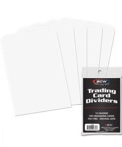 BCW - Trading Card Dividers