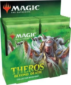 Magic: the Gathering - Theros Beyond Death Collector Booster Display